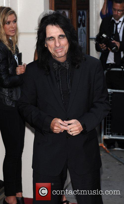 Alice Cooper GQ Man of the Year Awards...