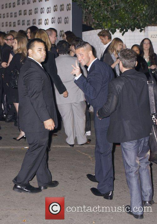 Mike The Situation Sorrentino  celebrities outside Chateau...