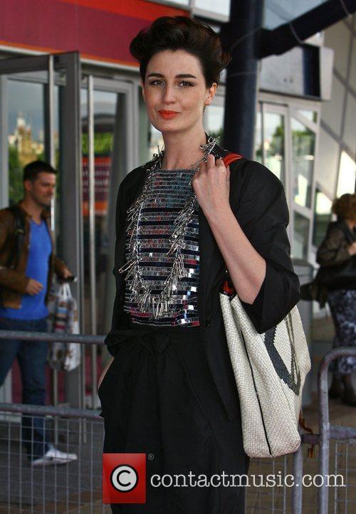 Erin O'Connor Graduate Fashion Week 2010 - Gala...