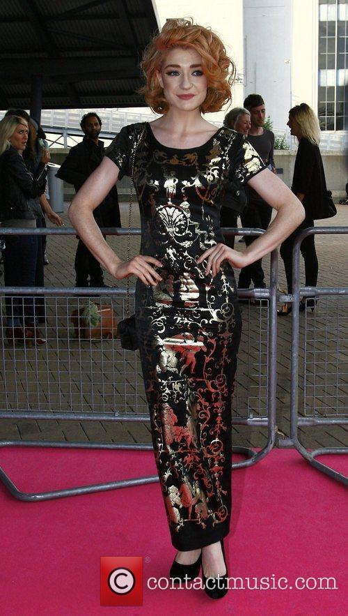 Nicola Roberts Graduate Fashion Week 2010 - Gala...