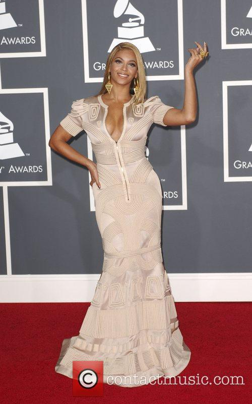 52nd Annual Grammy Awards held at the Staples...