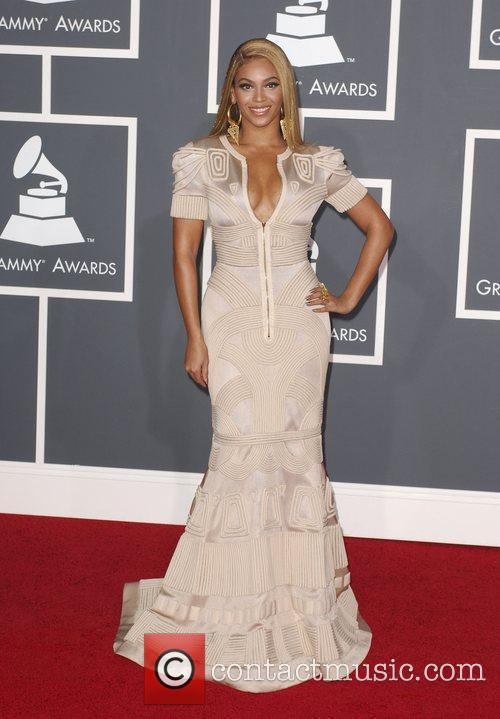 Beyonce 52nd Annual Grammy Awards held at the...
