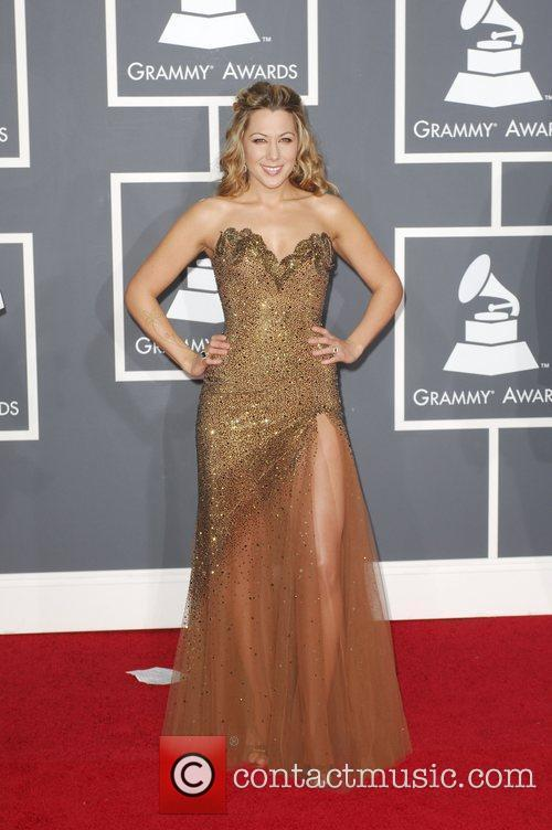 Colbie Caillat 52nd Annual Grammy Awards held at...