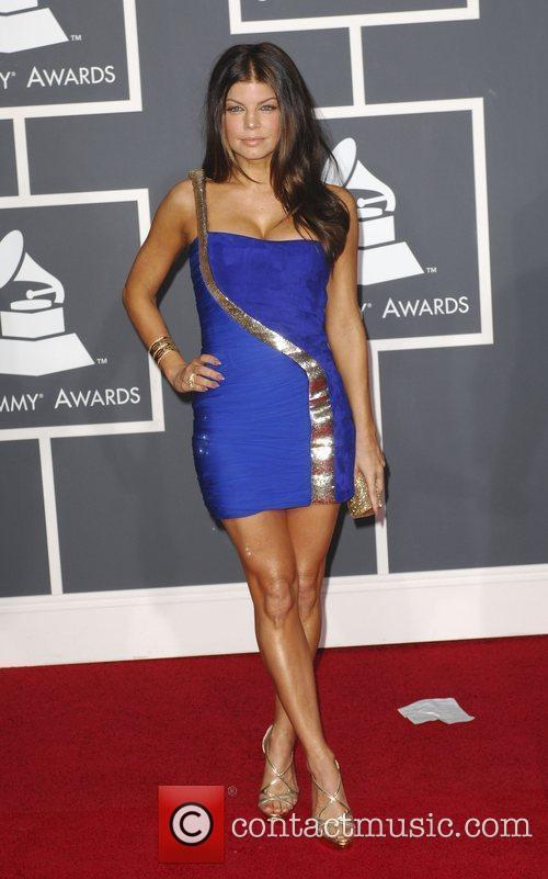 Stacey Ferguson, aka, Fergie 52nd Annual Grammy Awards...