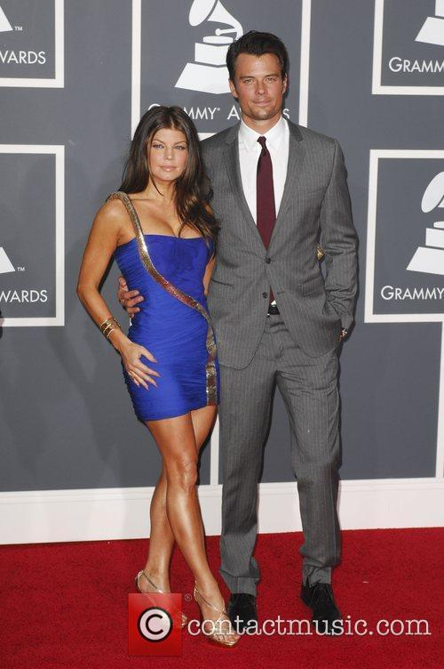 Stacey Ferguson, aka Fergie and Josh Duhamel 52nd...