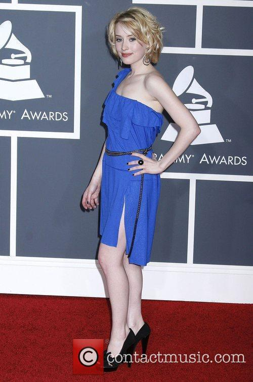 Alexis Grace 52nd Annual Grammy Awards held at...