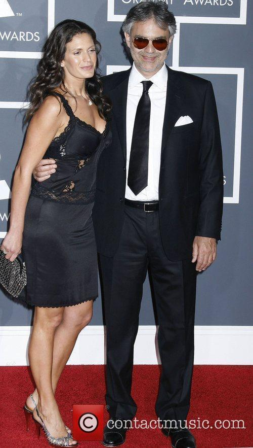 Andrea Bocelli 52nd Annual Grammy Awards held at...