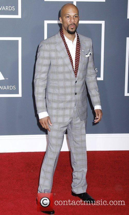 Common 52nd Annual Grammy Awards held at the...