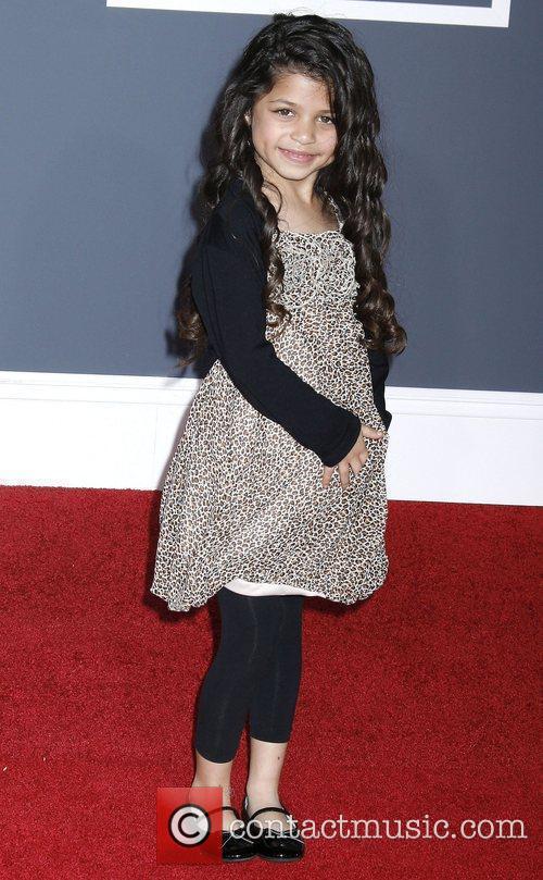 Jasmine Alveran 52nd Annual Grammy Awards held at...