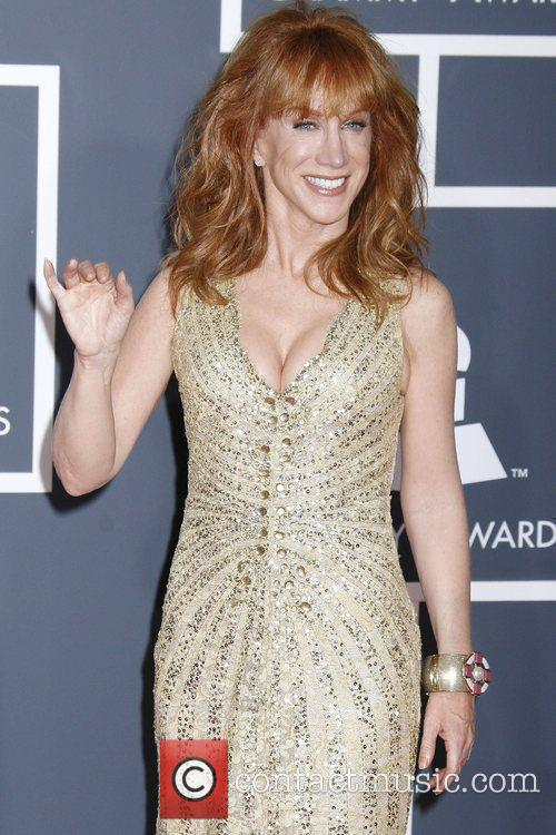 Kathy Griffin 52nd Annual Grammy Awards held at...