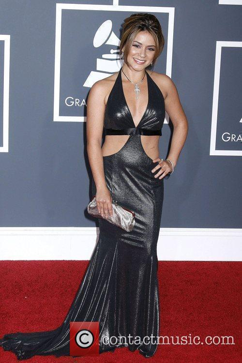 Myra 52nd Annual Grammy Awards held at the...