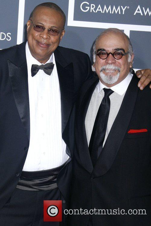 Nat Chediak and Chucho Valdes 52nd Annual Grammy...