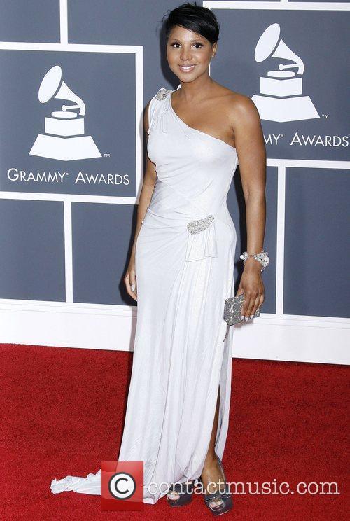 Toni Braxton 52nd Annual Grammy Awards held at...