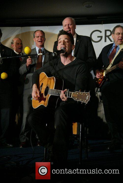 Marc Roberge of O.A.R. and Guests The Grammy's...