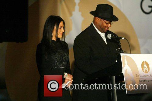 Sheila Escovedo The Grammy's on the Hill awards...