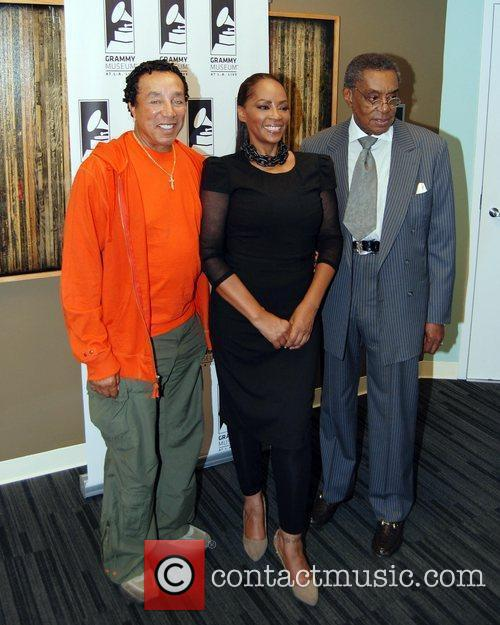 Smokey Robinson, Don Cornelius and Jody Watley