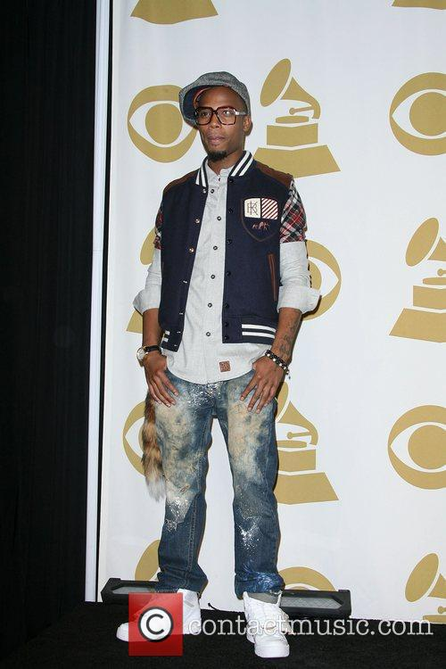 B.O.B. The Grammy Nominations Concert Live held at...