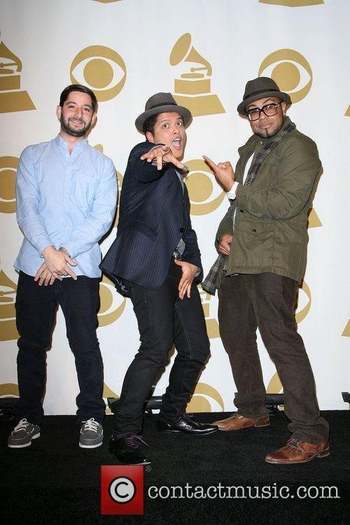 Bruno Mars The Grammy Nominations Concert Live held...