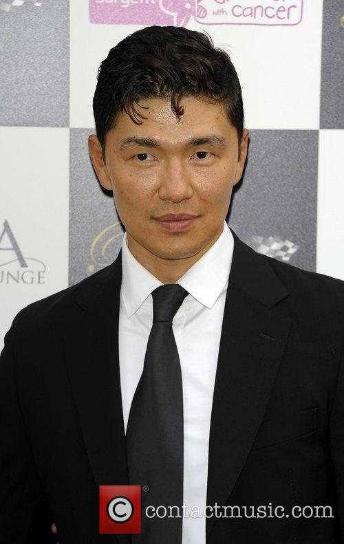 Rick Yune The Grand Prix Ball at The...