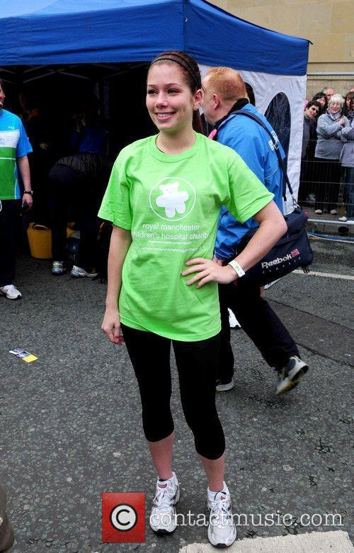 Nikki Sanderson  The BUPA Great Manchester Run...