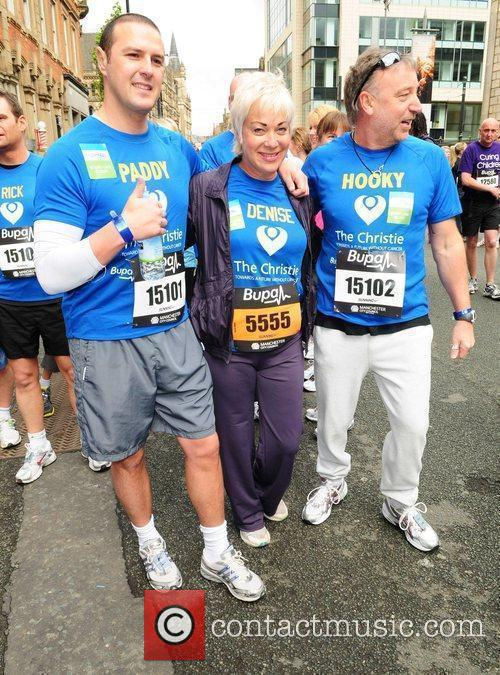 Paddy Mcguiness, Denise Welch and Peter Hook 3