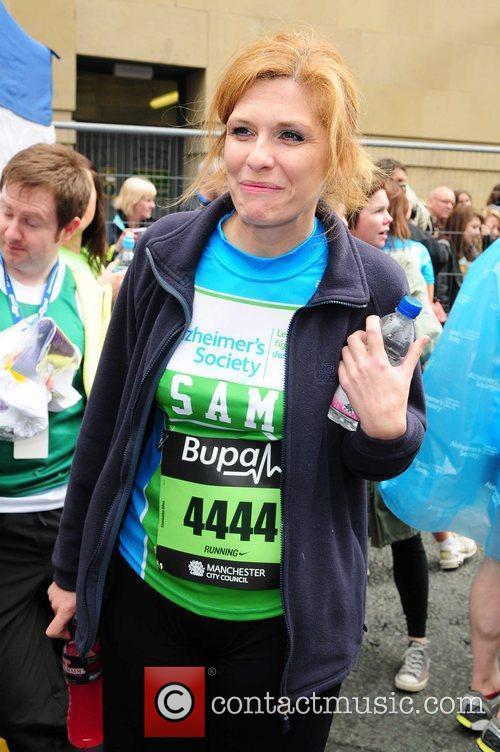 Samantha Giles  The BUPA Great Manchester Run...