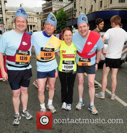 Vicky Binns  The BUPA Great Manchester Run...
