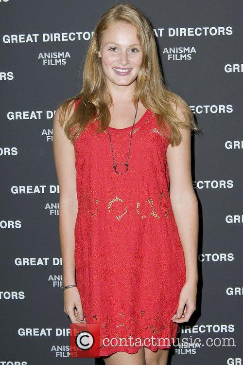 New York Premiere of Great Directors at The...