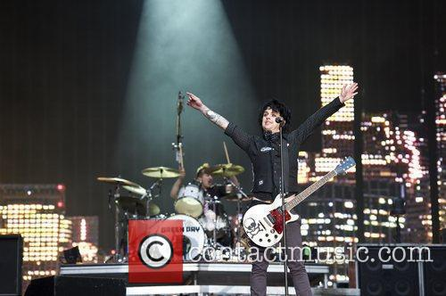 Green Day, Wembley Stadium