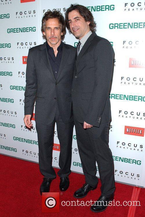 Ben Stiller and Director Noah Baubach 2