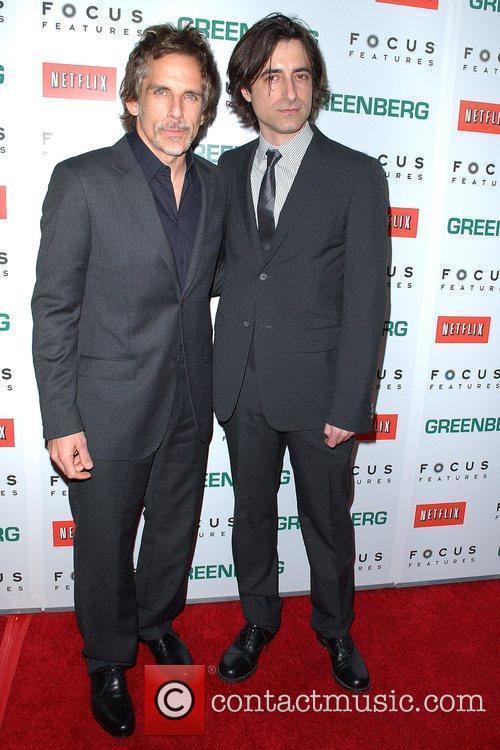 Ben Stiller and Director Noah Baubach 1