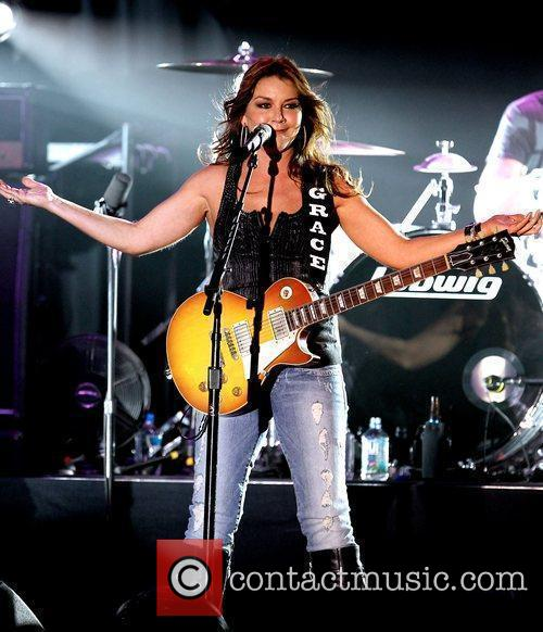 Gretchen Wilson performs at the Silverton hotel and...