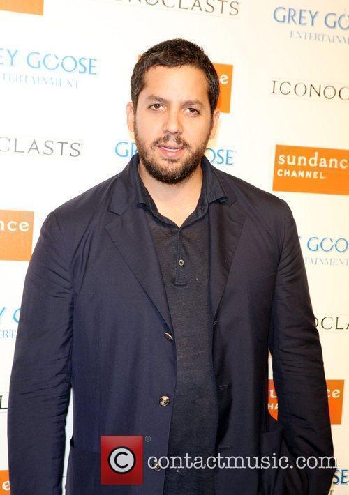 David Blaine  Grey Goose Entertainment celebrates Sundance...
