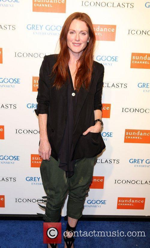Julianne Moore  Grey Goose Entertainment celebrates Sundance...