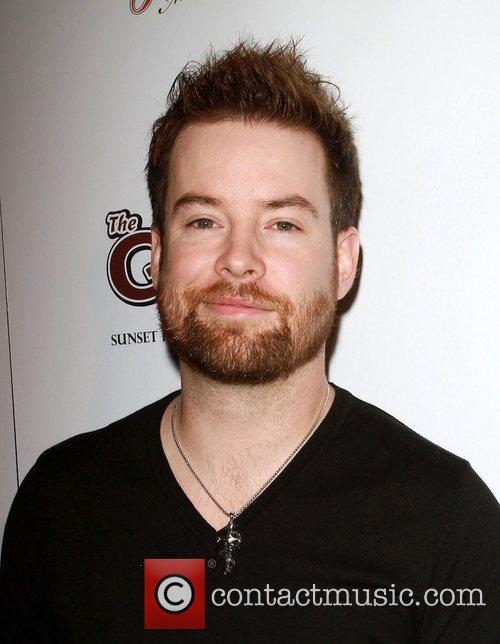 David Cook and Eliza Dushku 2