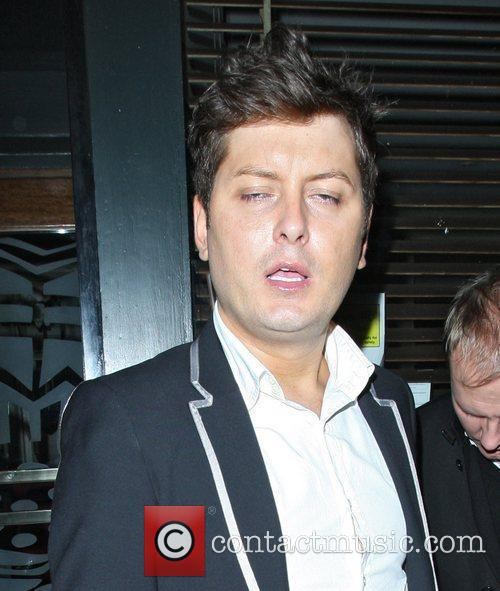 Brian Dowling at the Groucho Club