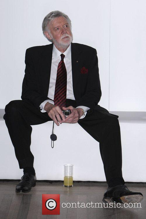 Australian media mogul Reg Grundy launches his autobiography...