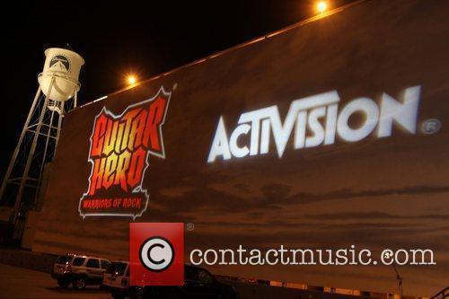 Atmosphere 'Guitar Hero: Warriors Of Rock' Launch held...