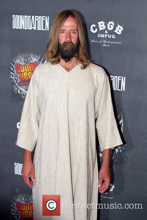 Jesus 'Guitar Hero: Warriors Of Rock' Launch held...