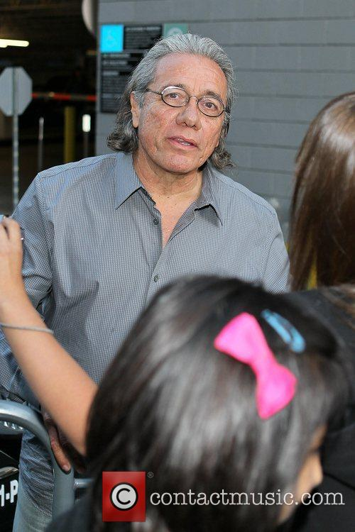 Edward James Olmos Celebrities raise money for 'Larry...