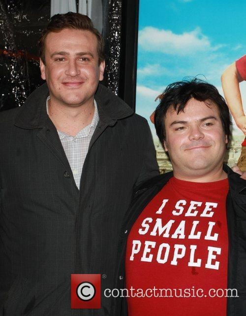Jason Segel and Jack Black 1