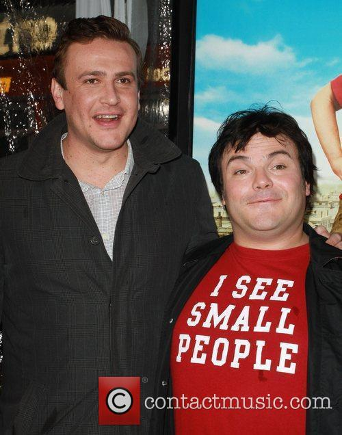 Jason Segel and Jack Black 5