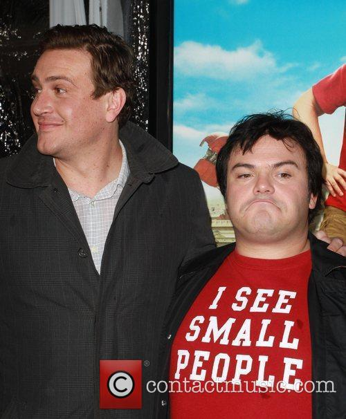 Jason Segel and Jack Black 2