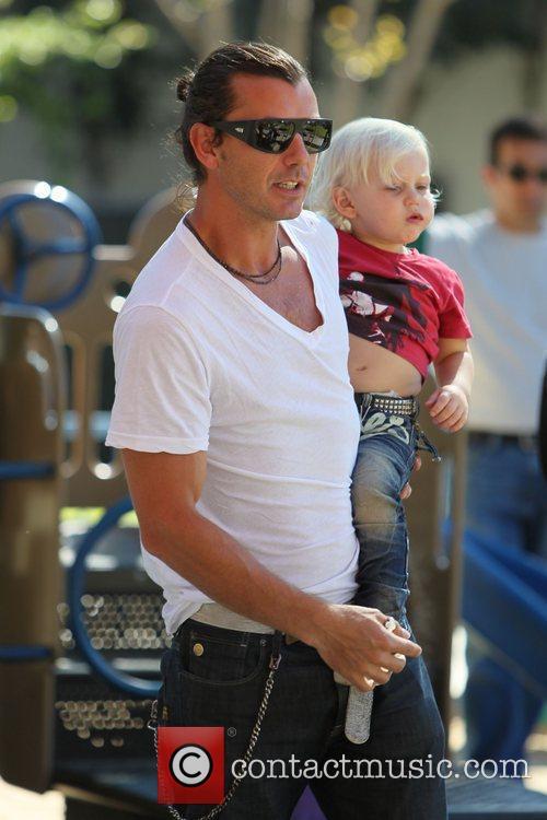 Gavin Rossdale and Gwen Stefani 10
