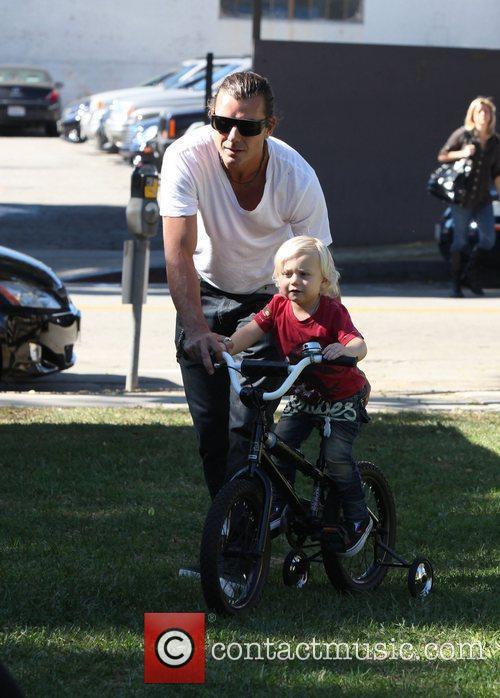 Gavin Rossdale and Gwen Stefani 1