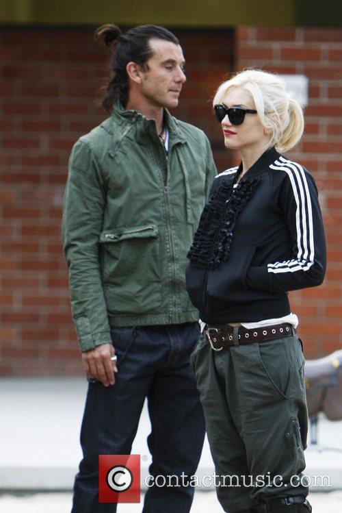 Gwen Stefani and Husband Gavin Rossdale 5