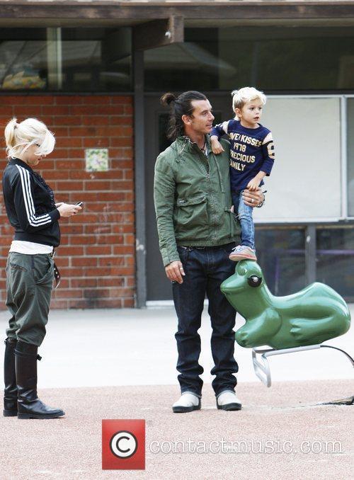 Gwen Stefani and Gavin Rossdale 11