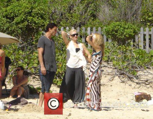Gwen Stefani and Gavin Rossdale 3