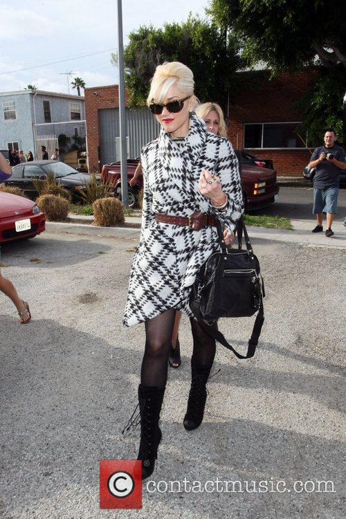Gwen Stefani and No Doubt 14