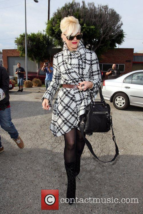 Gwen Stefani and No Doubt 8